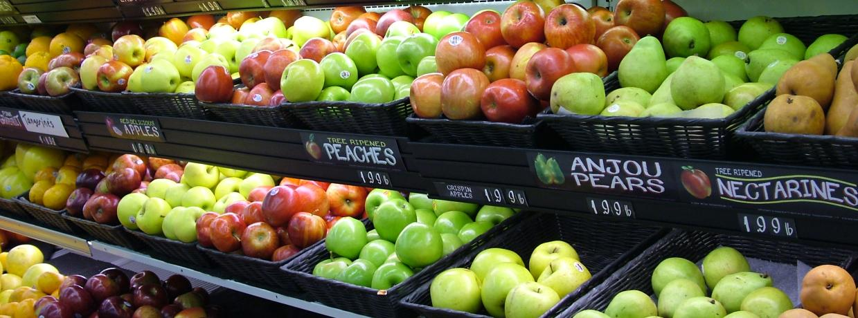 Supermarkets create healthier communities